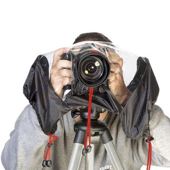 KATA. Всепогодный чехол для фотокамеры и фотографа