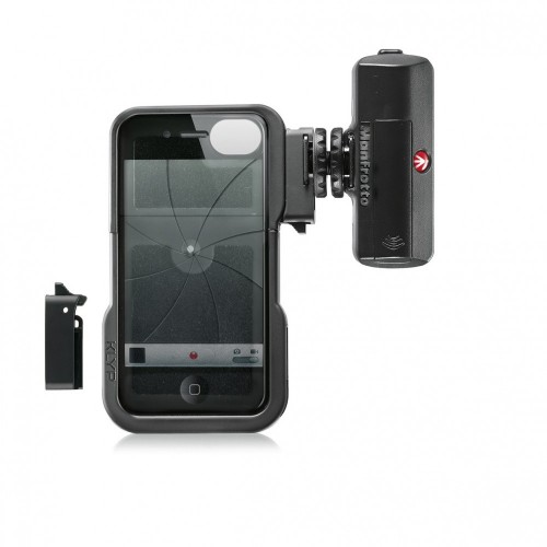 MKL120KLYP0. KLYP iPhone™ 4/4S Case with ML120 POCKET 12-LED light