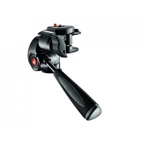 Manfrotto 293 Aluminum 3Way Head with Quick Release MH293A3-RC1