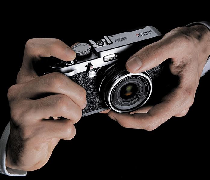 Интерактивный тест Fujifilm X100s