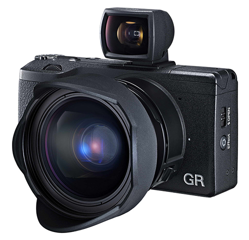 Pentax Ricoh выпустила новую модель в линейке GR.