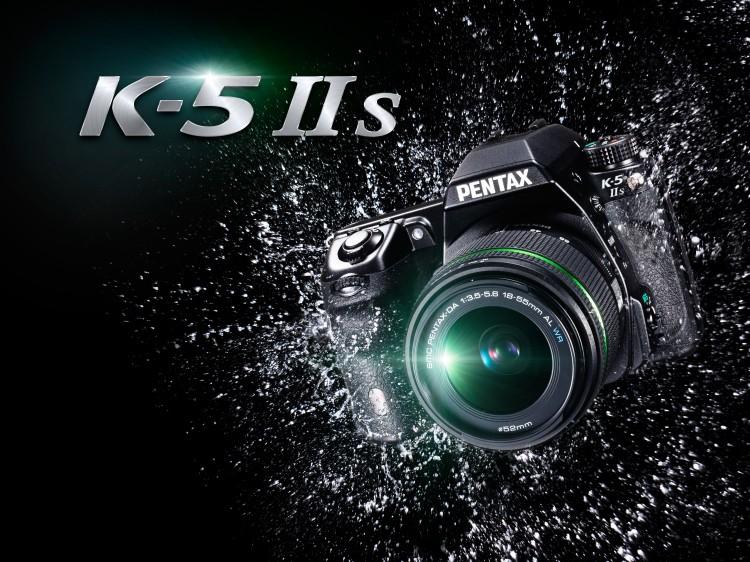 Интерактивный тест Pentax K-5IIs