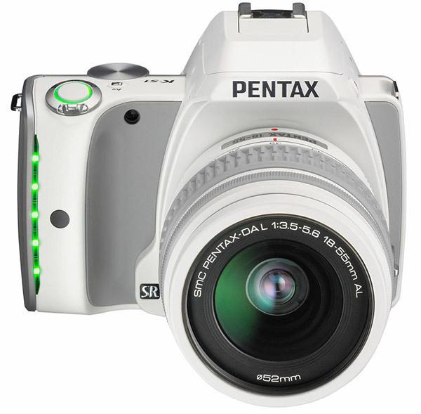 Ricoh анонсировал DSRL-камеру начального уровня Pentax K-S1