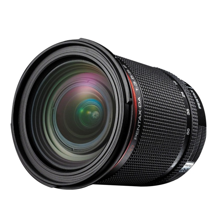 Анонсирован объектив HD Pentax 16-85mm F3.5-5.6