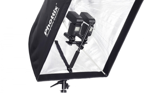Держатель Phottix Multi Boom 16″ Flash Bracket