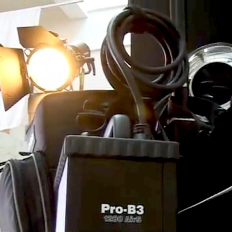 Новое оборудование Profoto