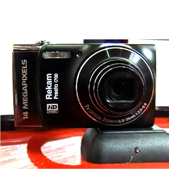 Rekam. Новые цифровые фотокамеры