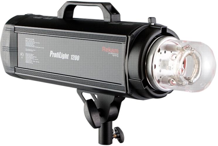 Профессиональные импульсные осветители компании Rekam