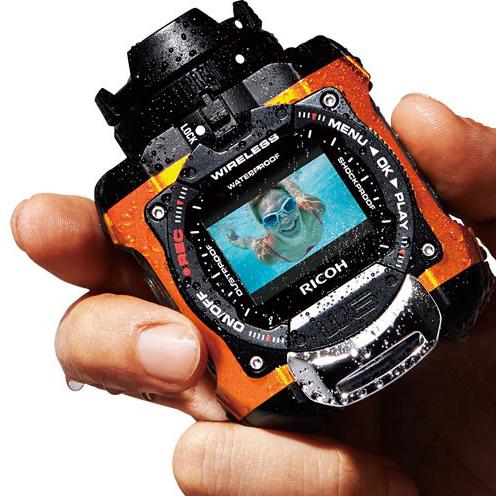 Ricoh выходит на рынок экшн-камер