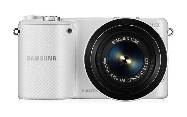 Samsung готовит к выпуску камеру NX2000