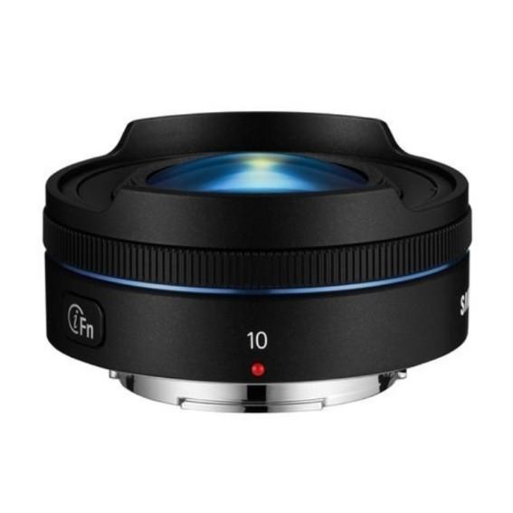 Анонсирован фишай-объектив Samsung 10mm F3.5