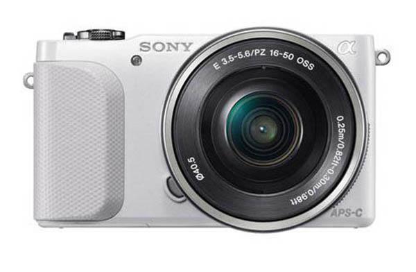 Компания Sony представила NEX-3N