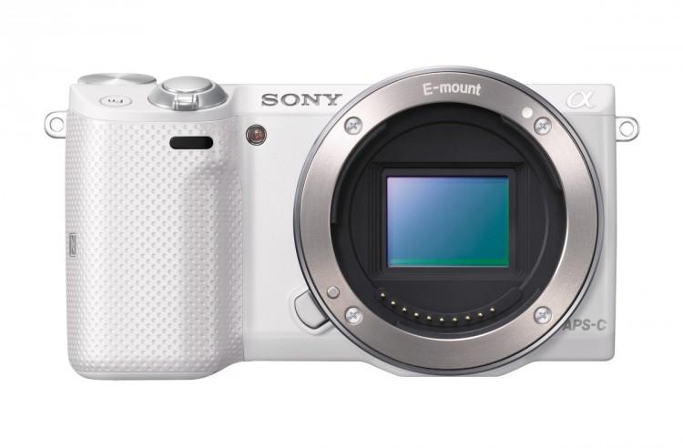 Sony анонсировала NEX-5T