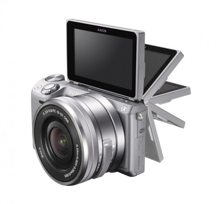 Компания Sony покажет на выставке недавно анонсированную NEX-5T