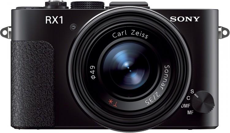 Sony RX1 на CES признана лучшим цифровым продуктом в своей категории