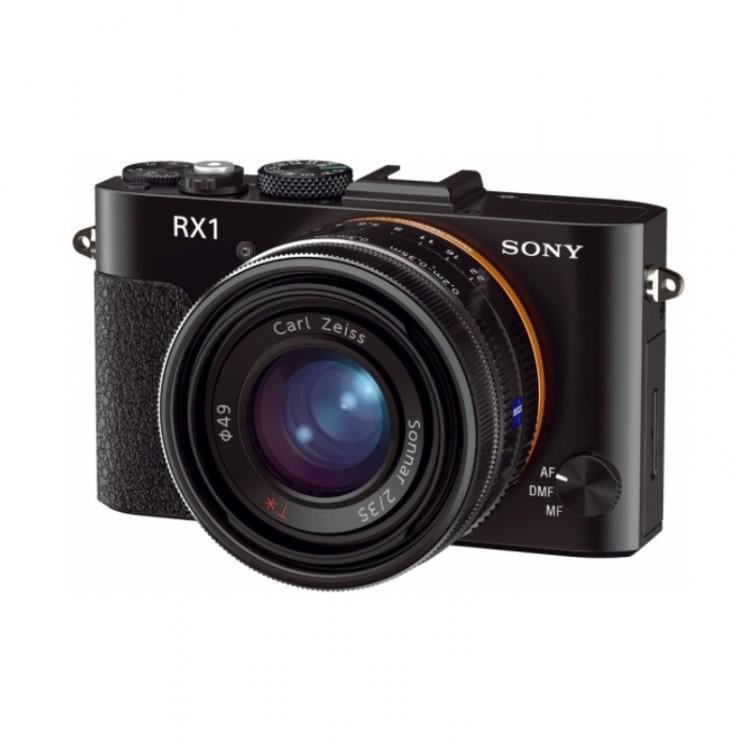 Sony DSC RX-1. Обзор
