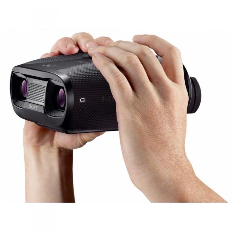 Sony представила новый цифровой бинокль с записью Full HD-видео