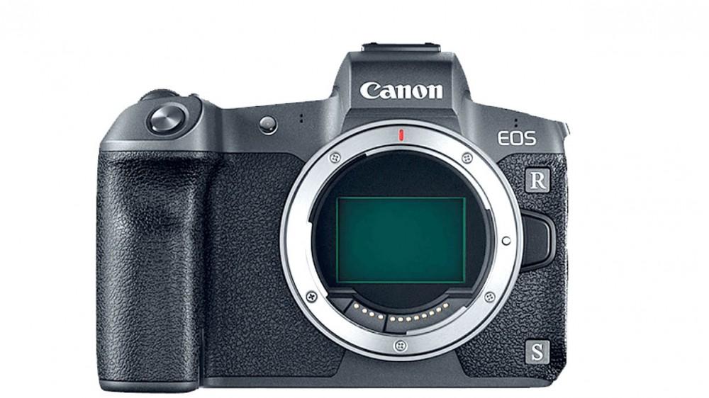 Беззеркальный Canon EOS RS 80 МП анонсируют в начале 2020 года?