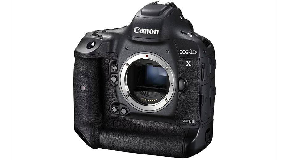Canon EOS-1D X Mark 3 с IBIS и 6K видео в 2020