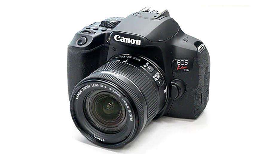 Canon EOS 850D: новые фотографии камеры