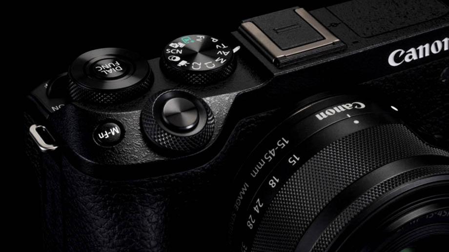 Canon EOS M60: первая информация