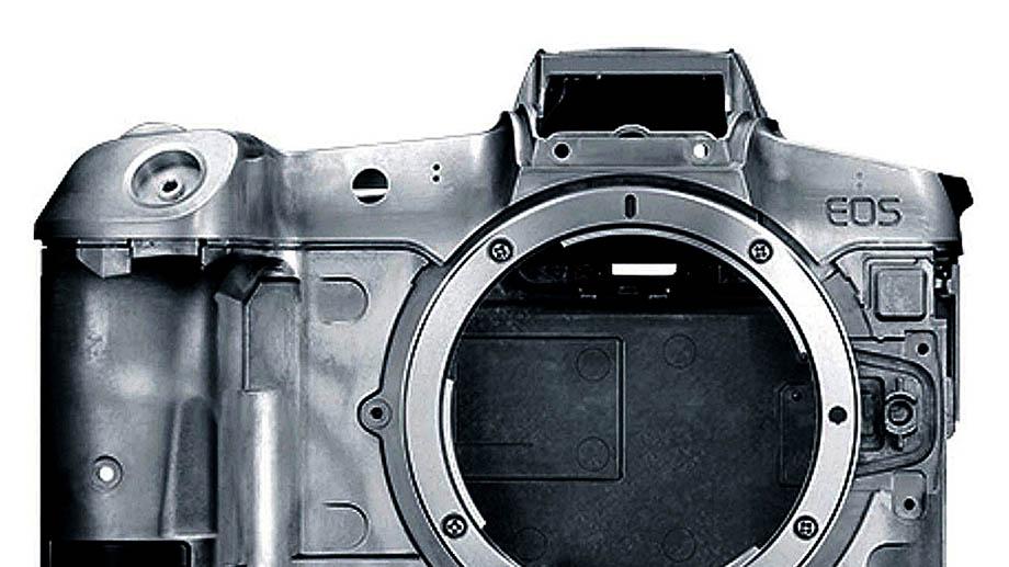 Canon EOS R1 анонсируют в конце 2021 года?