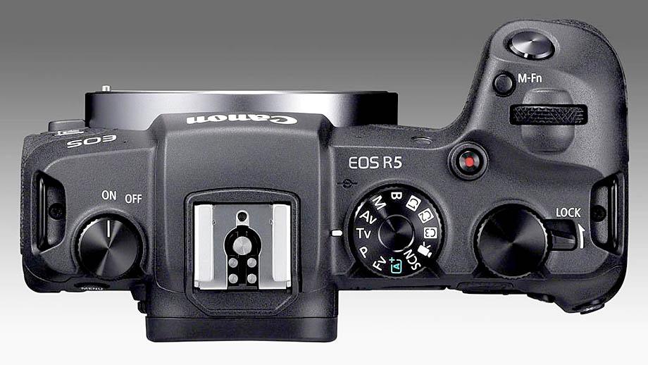 Бомба от Canon: в сети появились предварительные характеристики Canon EOS R5 (Rs)