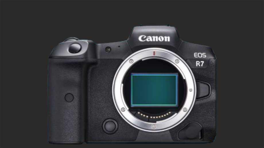 Canon EOS R7 – камера APS-C в серии EOS R?