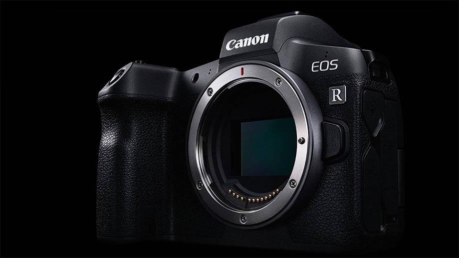 Canon представит семь объективов по RF-байонет в 2020?