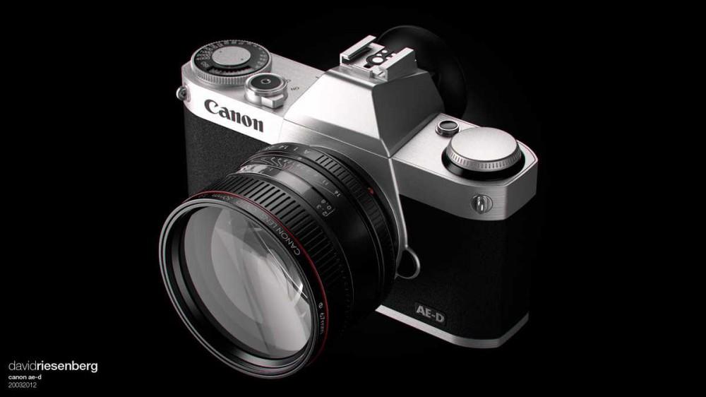 Беззеркальная полнокадровая камера Canon появится в 2018 году?