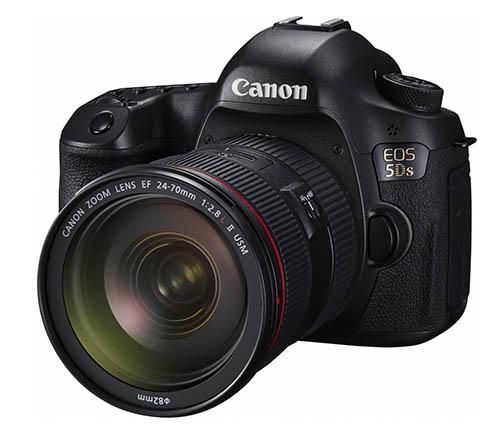 Canon. Готовится анонс EOS 5Ds и EOS 5Ds R?