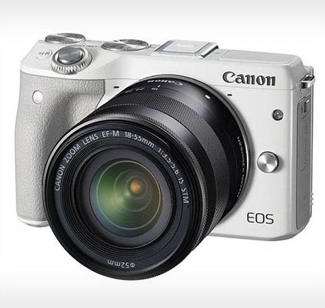 Canon EOS M3. Первые изображения