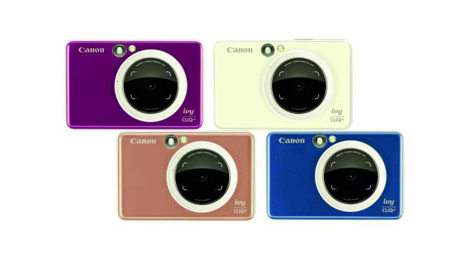 Canon IVY 2in1 – новый игрок на Instant-рынке