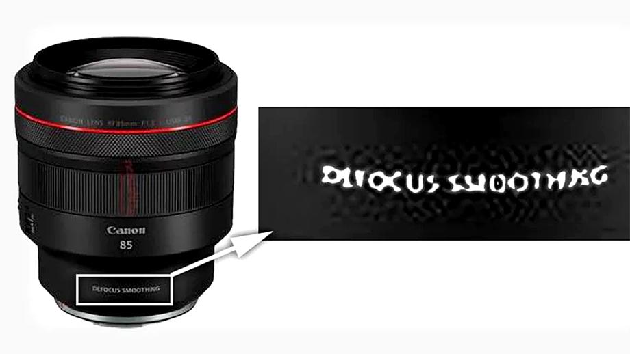 Canon представит функцию Defocus Smoothing (DS)?