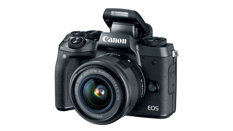 Canon EOS M5 Mark II представят в сентябре?