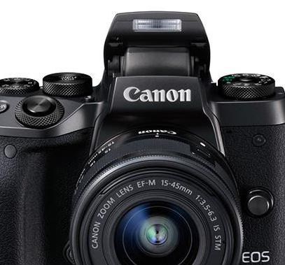 Компания Canon готовится представить EOS M5