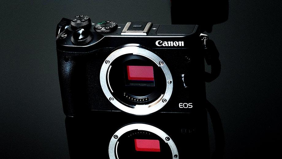 Появилась информация о характеристиках Canon EOS M6 Mark II