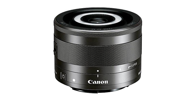 Canon EF-M 32mm f/1.4 STM анонсируют на Photokina 2018?