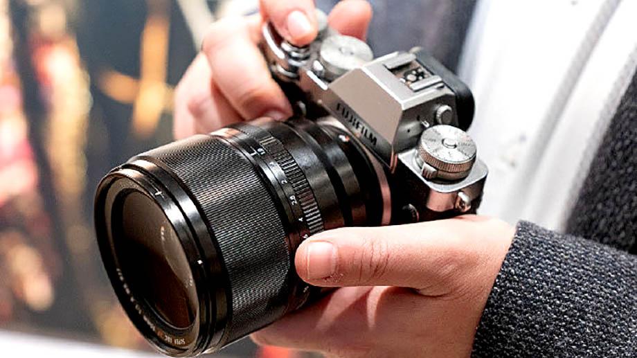 Новый Fujinon XF50mm f/1 R WR: первые изображения