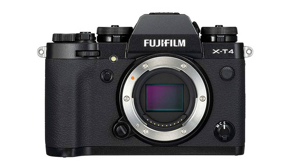 Fujifilm X-T4 будет представлена 26 февраля