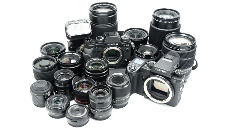 Fujifilm готовит новую линейку и камеру X-H1?