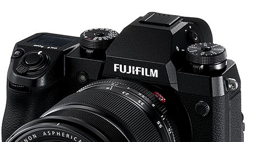 Новая информация и изображения Fujifilm X-Н1