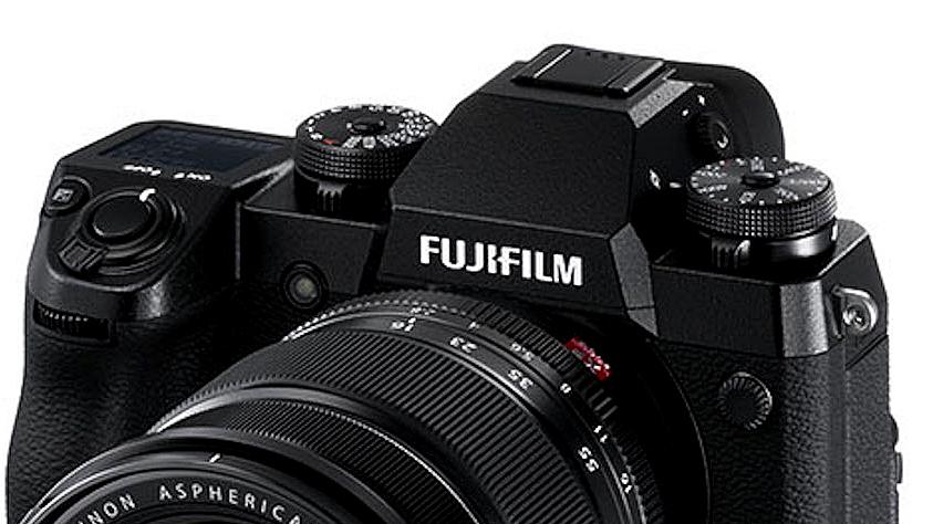 Новая информация и изображения Fujifilm X-Н1