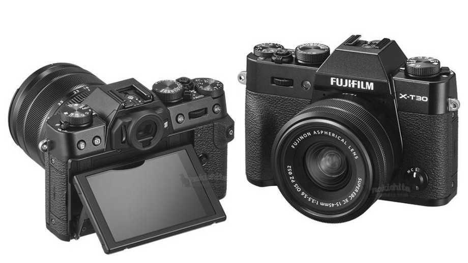 Немного слухов о камере Fujifilm X-T30