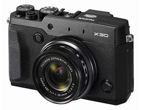 Fujifilm X30 будет анонсирована в течение месяца