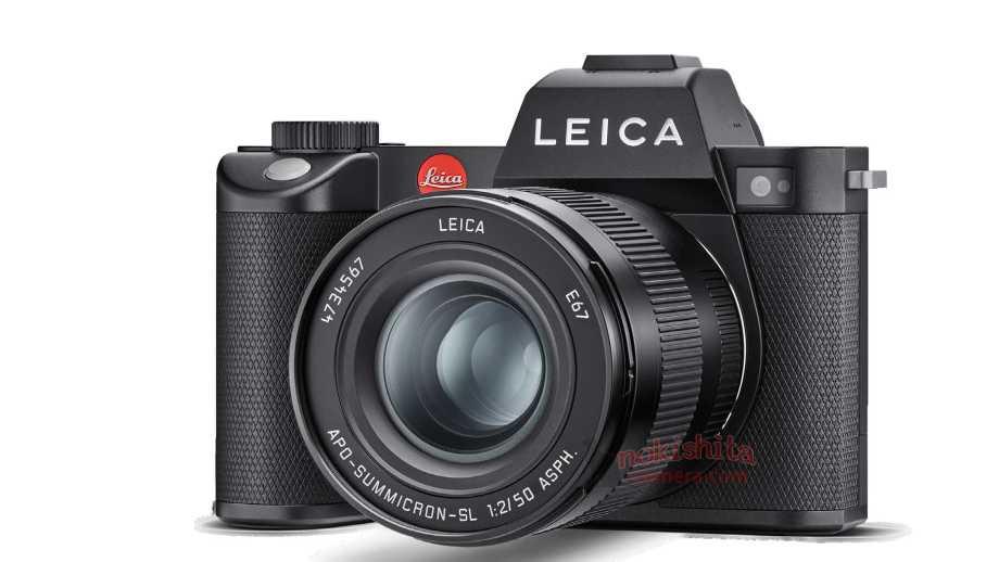 Leica SL2: 47МП, 4K видео, режим Cine