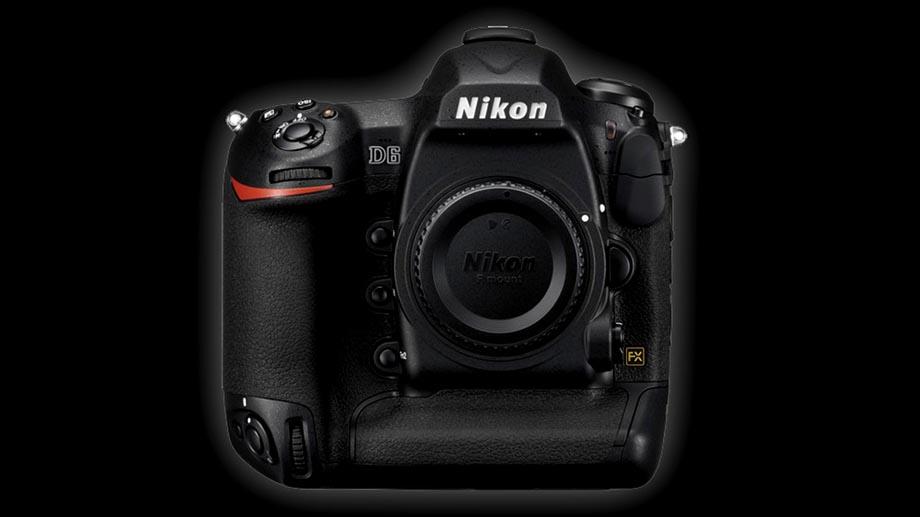 Nikon D6 выйдет в начале 2020 года