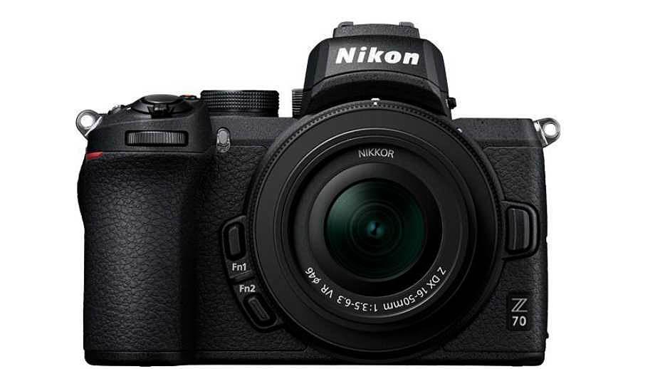 Nikon Z 70 будет готов к концу 2020 года?