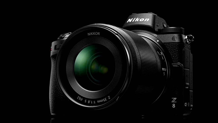 Готовящаяся к выходу Nikon Z8 получит датчик как у Sony A7R IV?