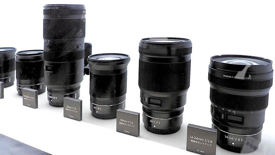 Nikkor Z 20mm f/1.8 и 24-200mm станут следующими в беззеркальной системе Nikon Z